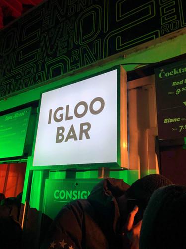 Igloo Bar