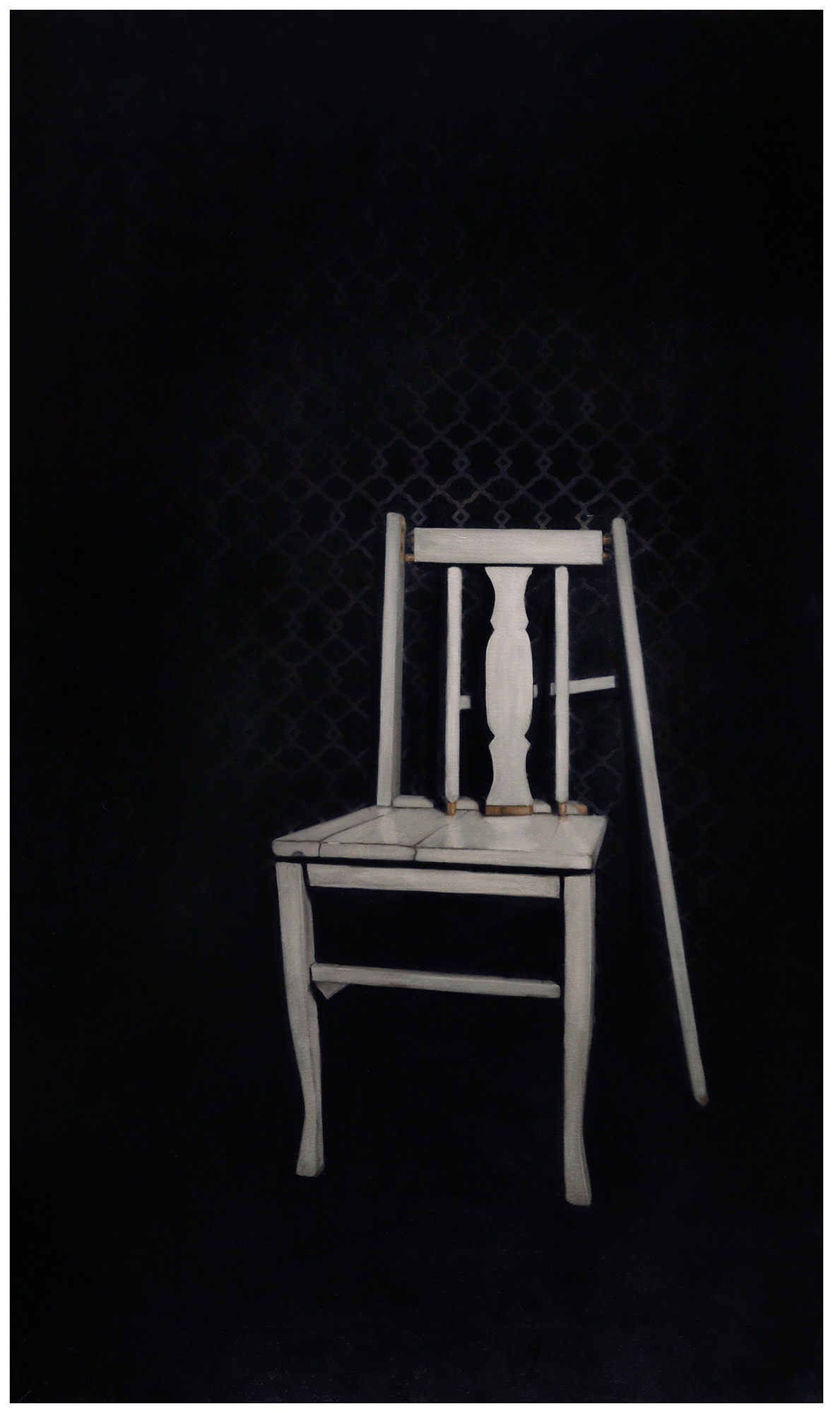 Broken Chair I