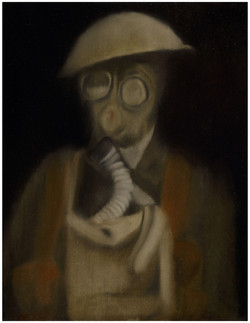 WWI Soldier - English