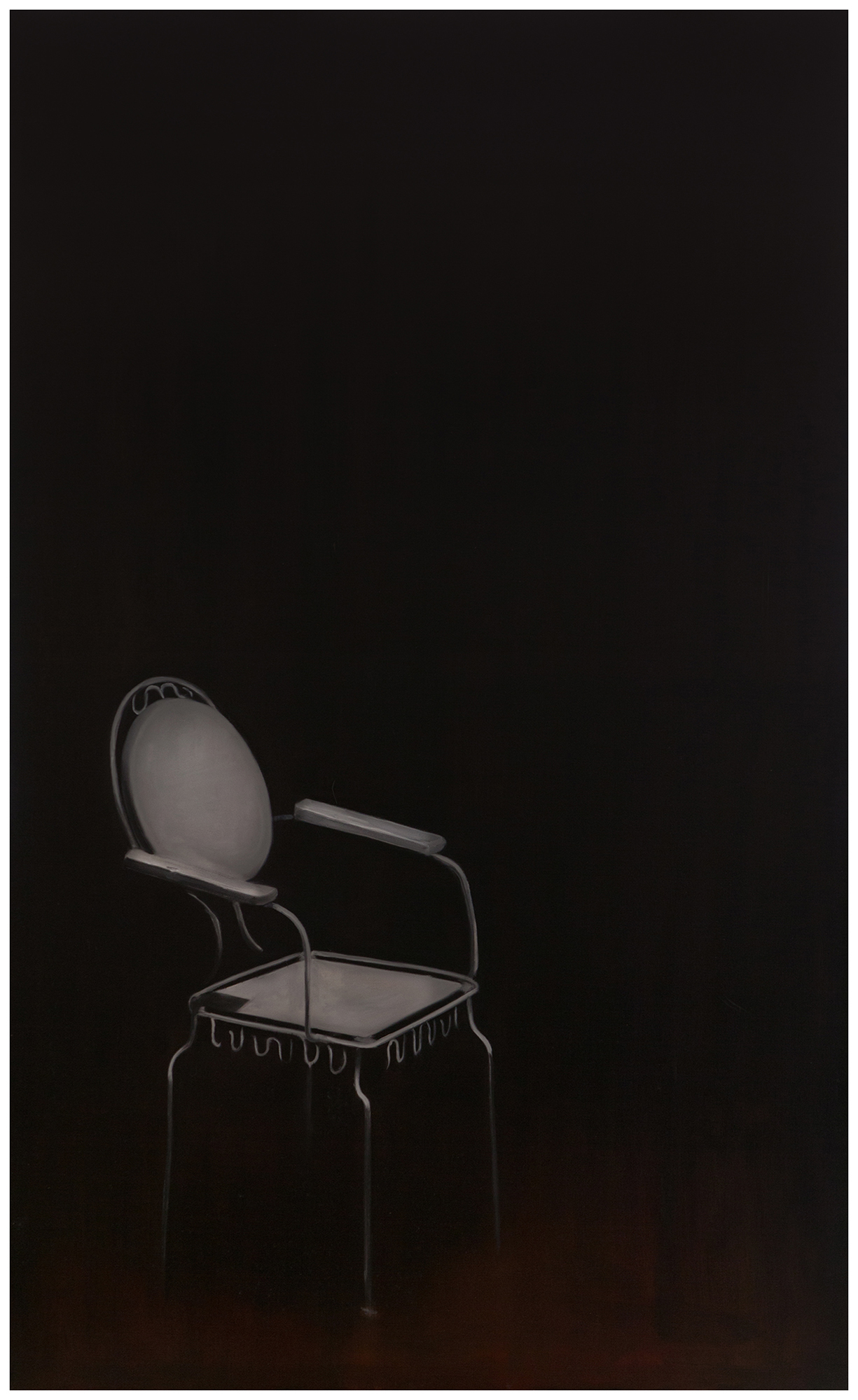 Dark Room (Atelier Chair)