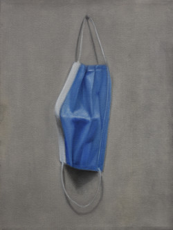 Still Life with Surgical Mask