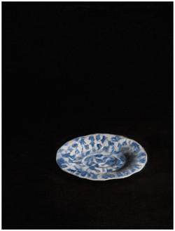 Smashed Object - Tea Saucer