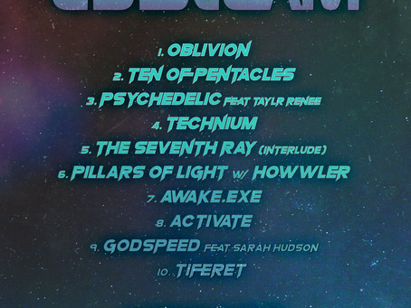 VOYAGER TRACKLIST ANNOUNCED