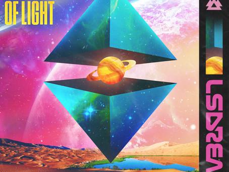 RENEGADES OF LIGHT ALBUM - OUT APRIL 12