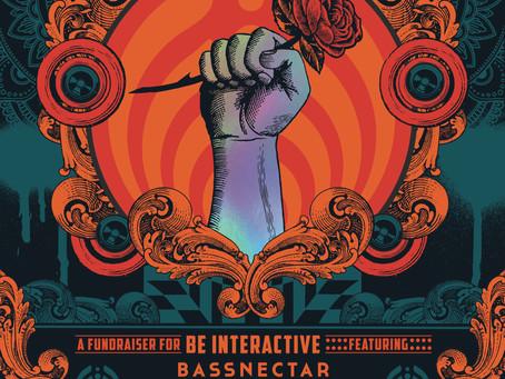 LSDREAM @ Bassnectar Be Interactive Event in Nashville, TN - 7/13