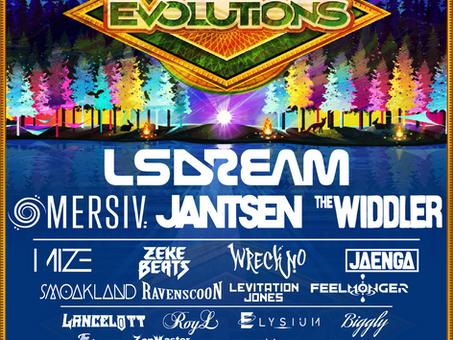 My FIRST Headlining Festival! - Evolutions Oct 1-2