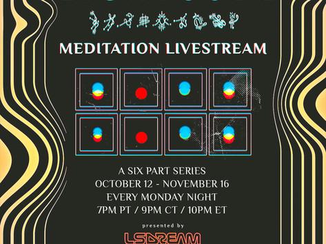 LSDREAM Presents: LIGHTCODE Meditation Livestream