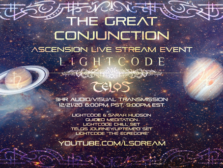 THE GREAT CONJUNCTION: ASCENSION LIVESTREAM 12/21