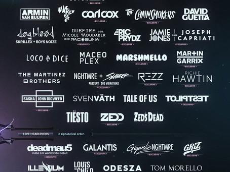 LSDREAM @ Ultra Music Festival Mar 20-31