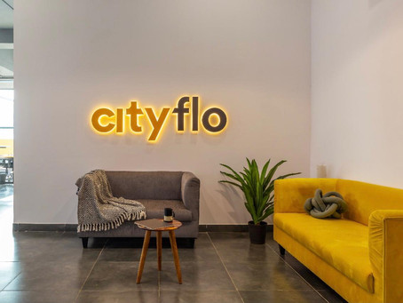 A new milestone at Cityflo called for an exciting workspace to elevate the company's spirit