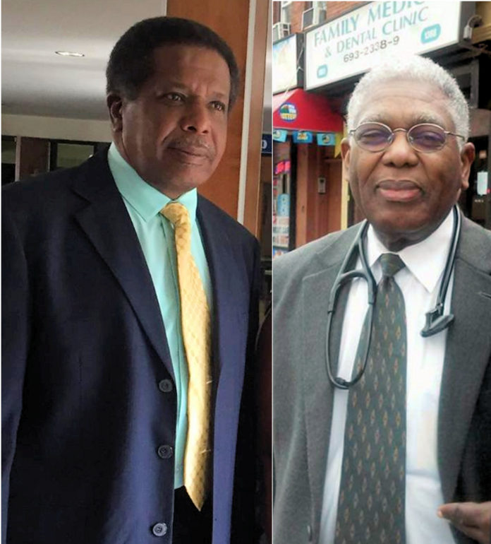 New York's Haitian Community Loses Two Beloved Doctors to Covid-19