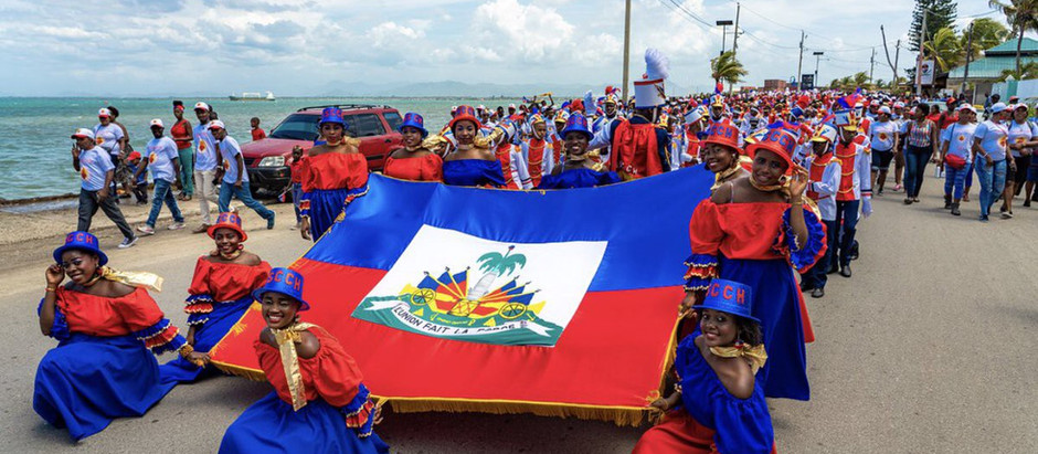 What I love about being Haitian!