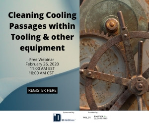Upcoming Webinars & Events for iD Additives