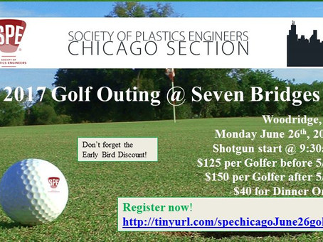 SPE Chicago Golf Outing 2017 - Register Now