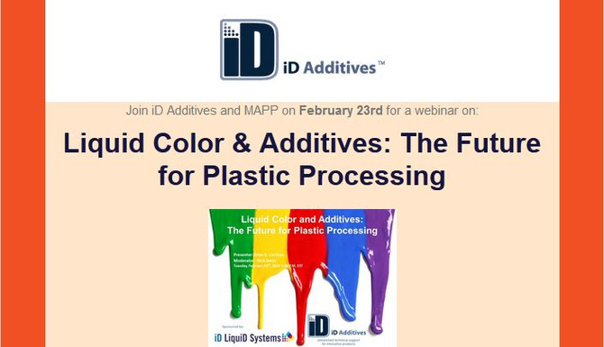 iD Additives & MAPP Webinar