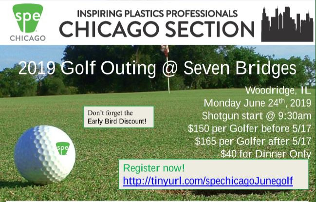 SPE Chicago Golf Outing!