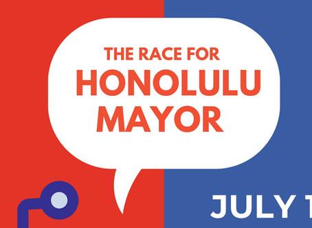 The Race for Honolulu Mayor