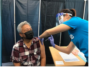 Closer to Home: Bringing COVID-19 Vaccines to Kūpuna