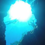 Iche Blue Hole