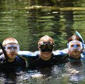 Snorkeling Bros