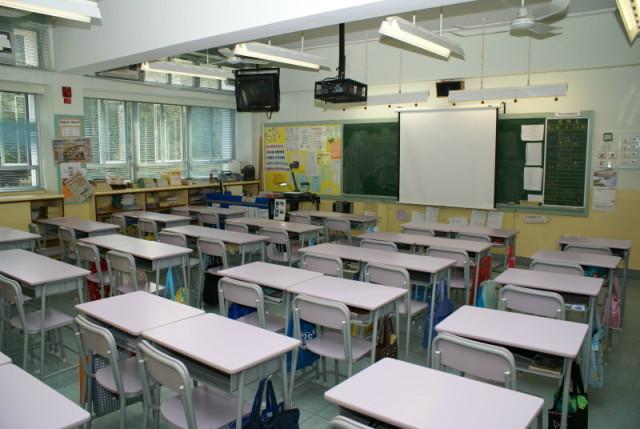標準課室共 31 個