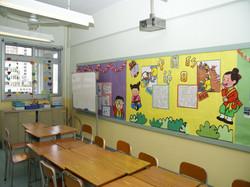 個別學習需要設備:加強輔導室 2 個