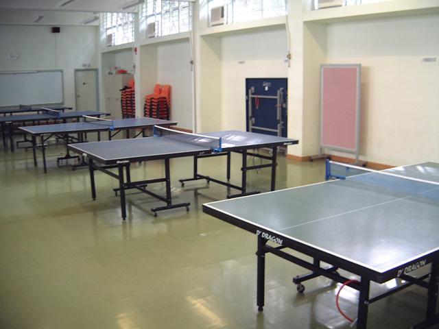 特別室 10 個 - 乒乓球室