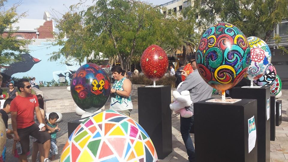 Perth Big Egg Hunt 2014