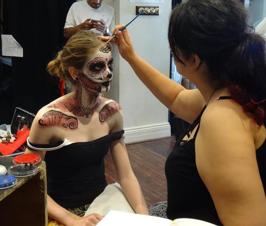 Body Paint Model