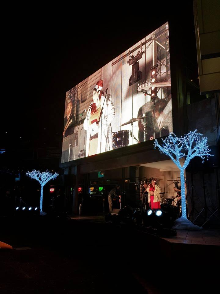 Christmas at Northbridge Piazza