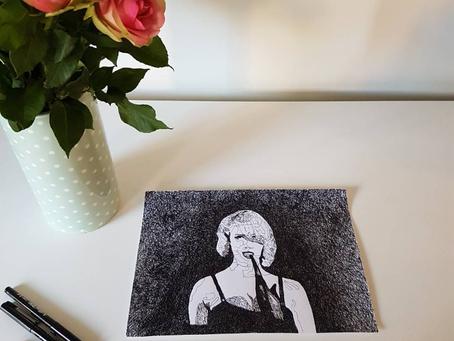 New work: Agatha Frisky