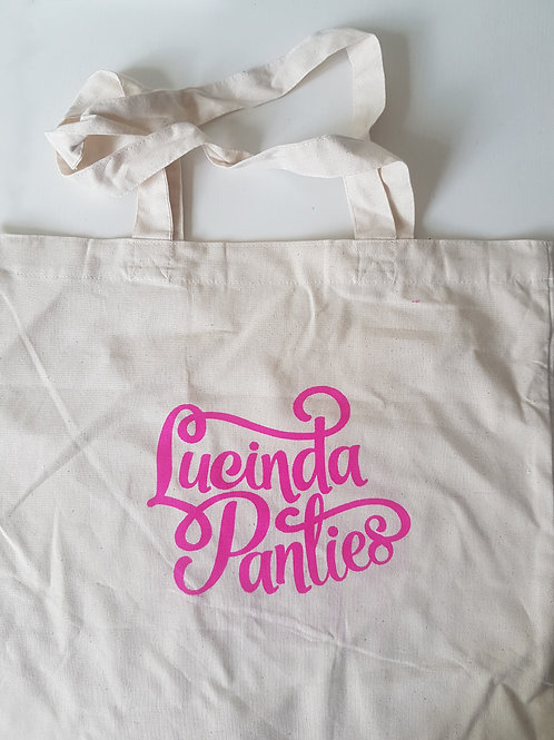 Lucinda Panties Calico Bag