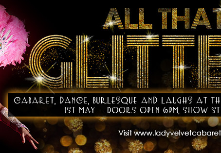 Burlesque at The Rosemount: All That Glitters!