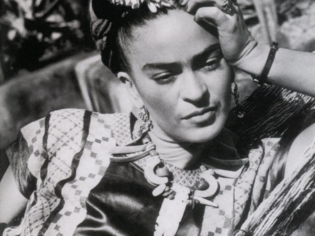 Uni Archive: Spirituality, Frida Kahlo and the Male Surrealists