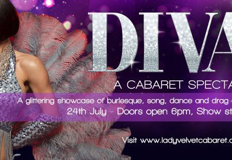 Divas hits The Rosemount 24th July