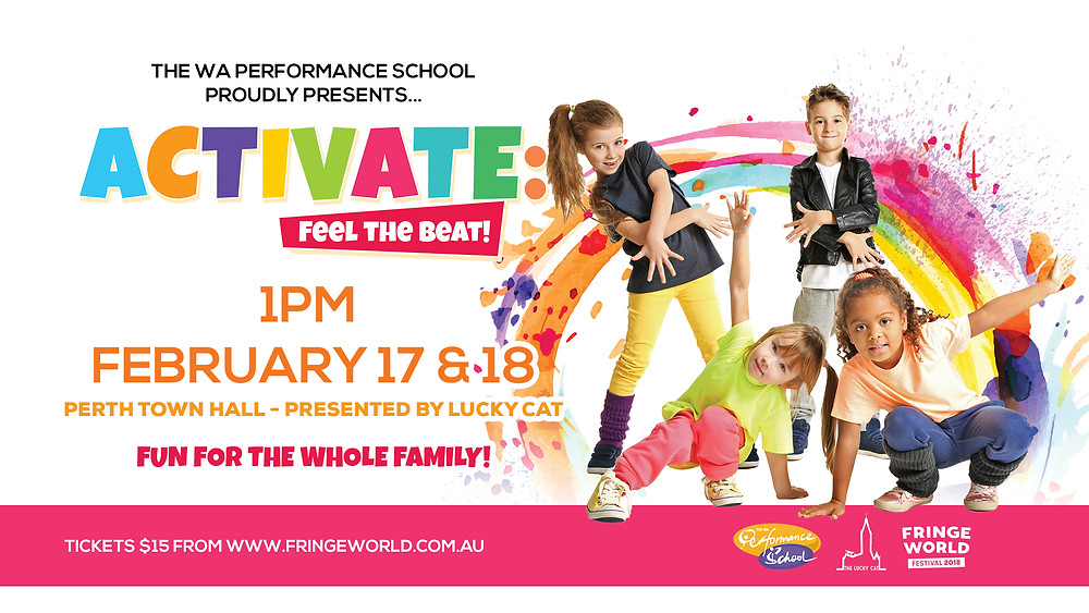 ACTIVATE The WA Performance School at Fringe World