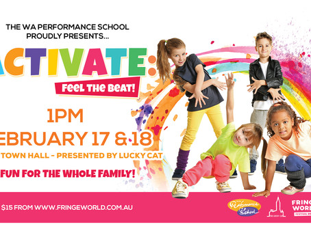Fringe World for families