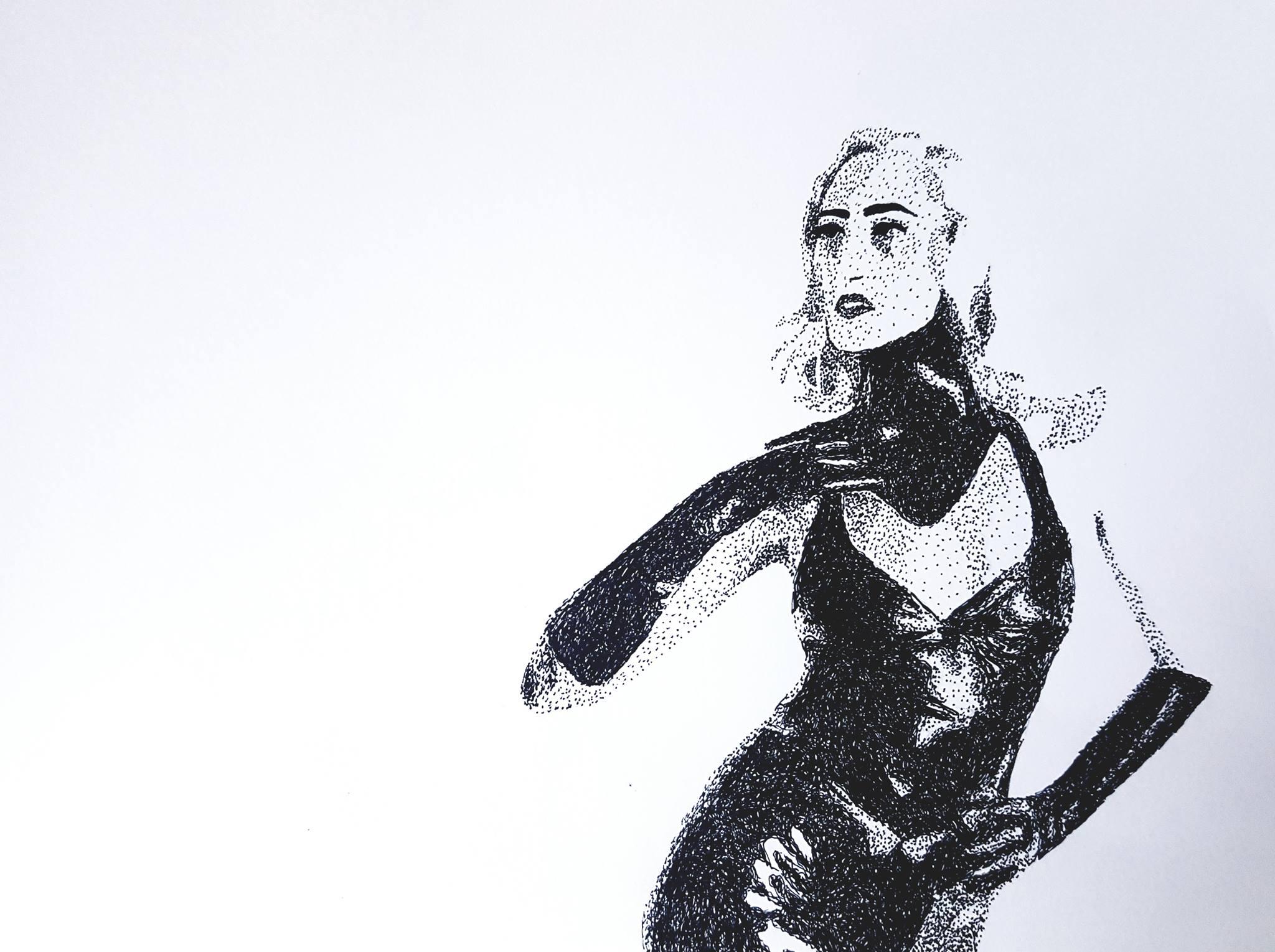 Essie Foxglove by Sylvia Sippl