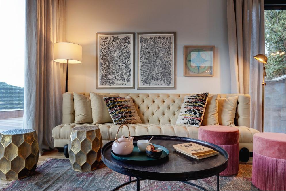 AFSC OLIVE Sofa