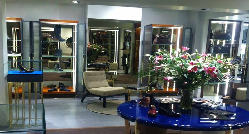 ALBERTO GUARDIANI Store, Ankara Turkey