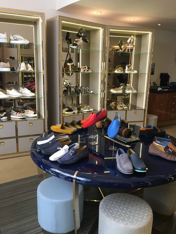 ALBERTO GUARDIANI Store, Capri Italy