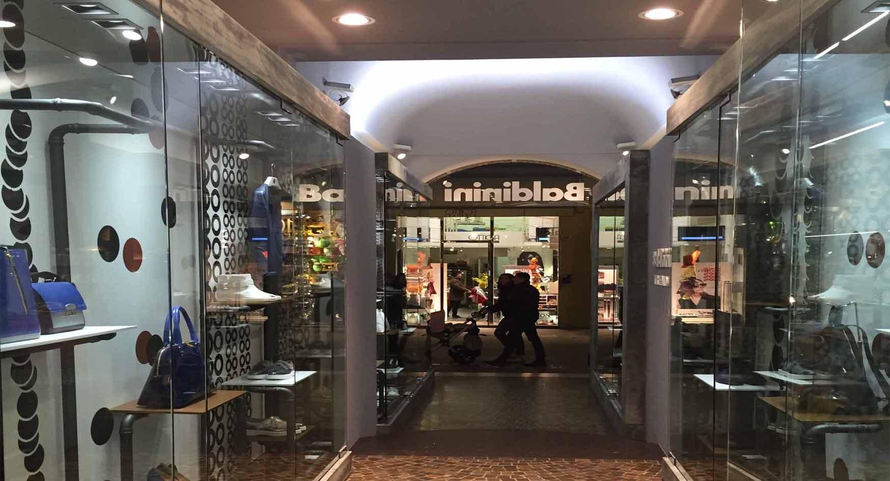 BALDININI TREND Store, Rimini Italy