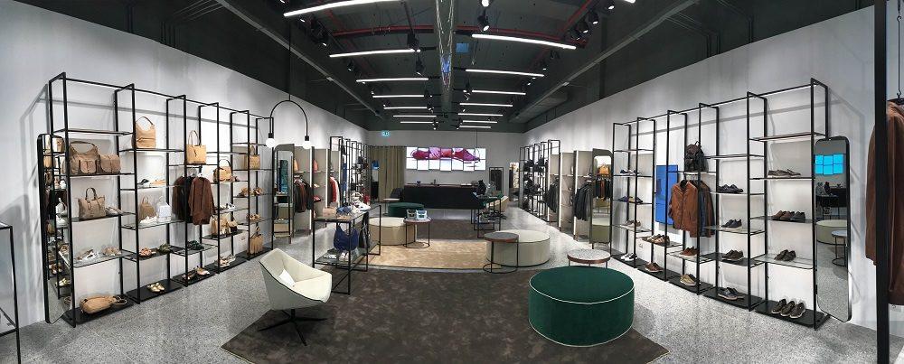 BALDININI TREND Store, Bergamo Italy