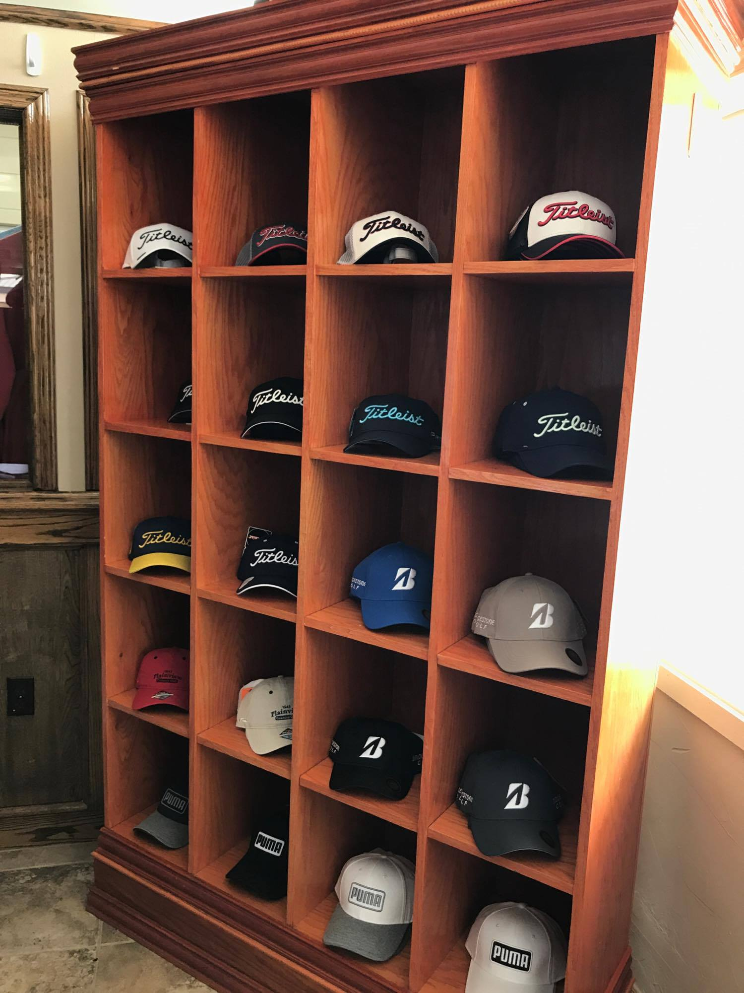Get your hats here!