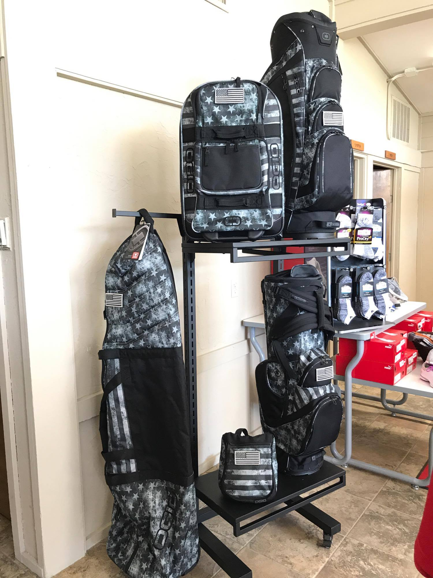 The newest bags in stock!