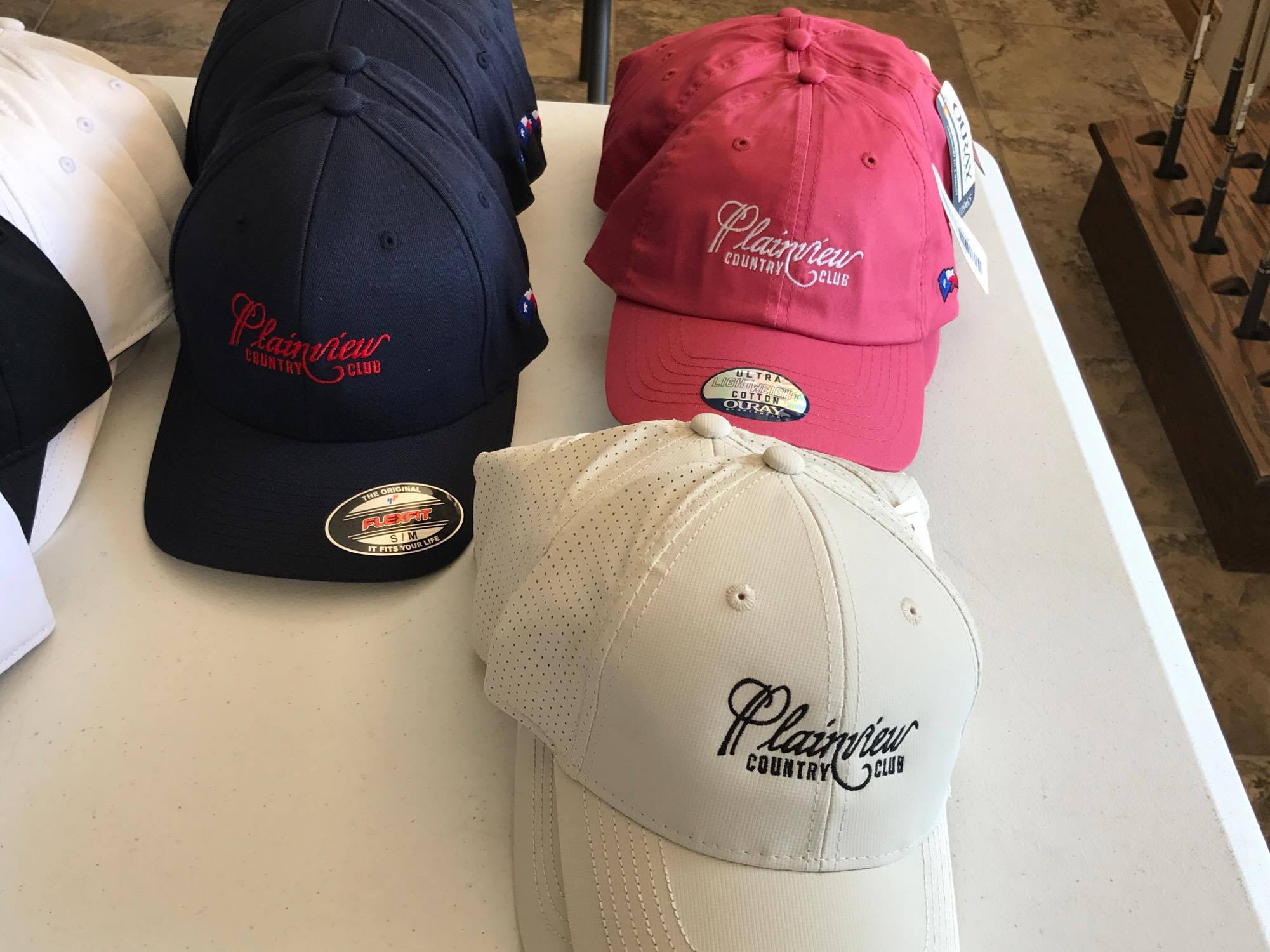 Show your pride with a PCC cap.