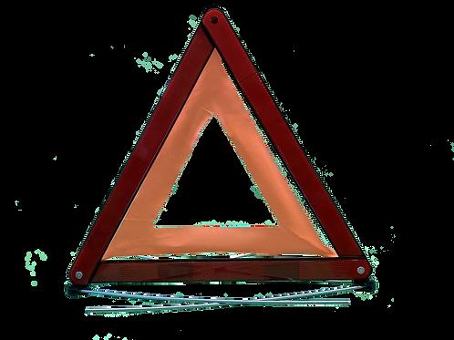 Знак аварийной остановки на спицах с аракалом (06)