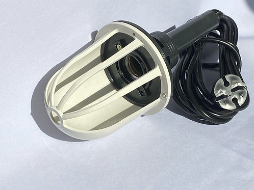 Переноска гаражная 220V с выключателем, 5м г.Ливны НБР-01-60-001