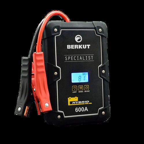 Гибридное конденсаторное пусковое устройство BERKUT JSC-600