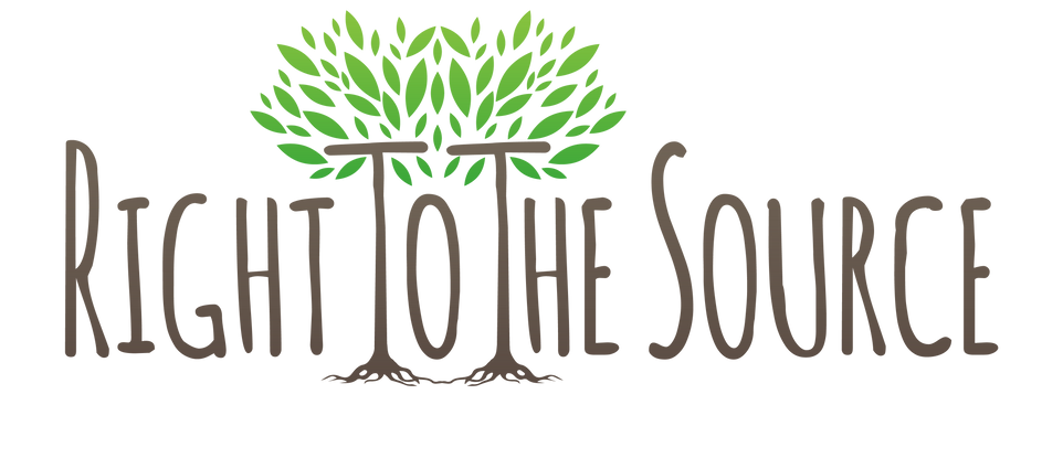 right to the source podcast logo